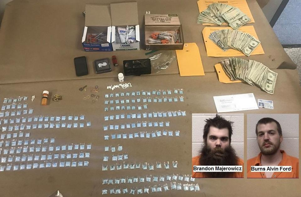 Elkton drug bust yields heroin, fentanyl, Xanax | Police and Fire News
