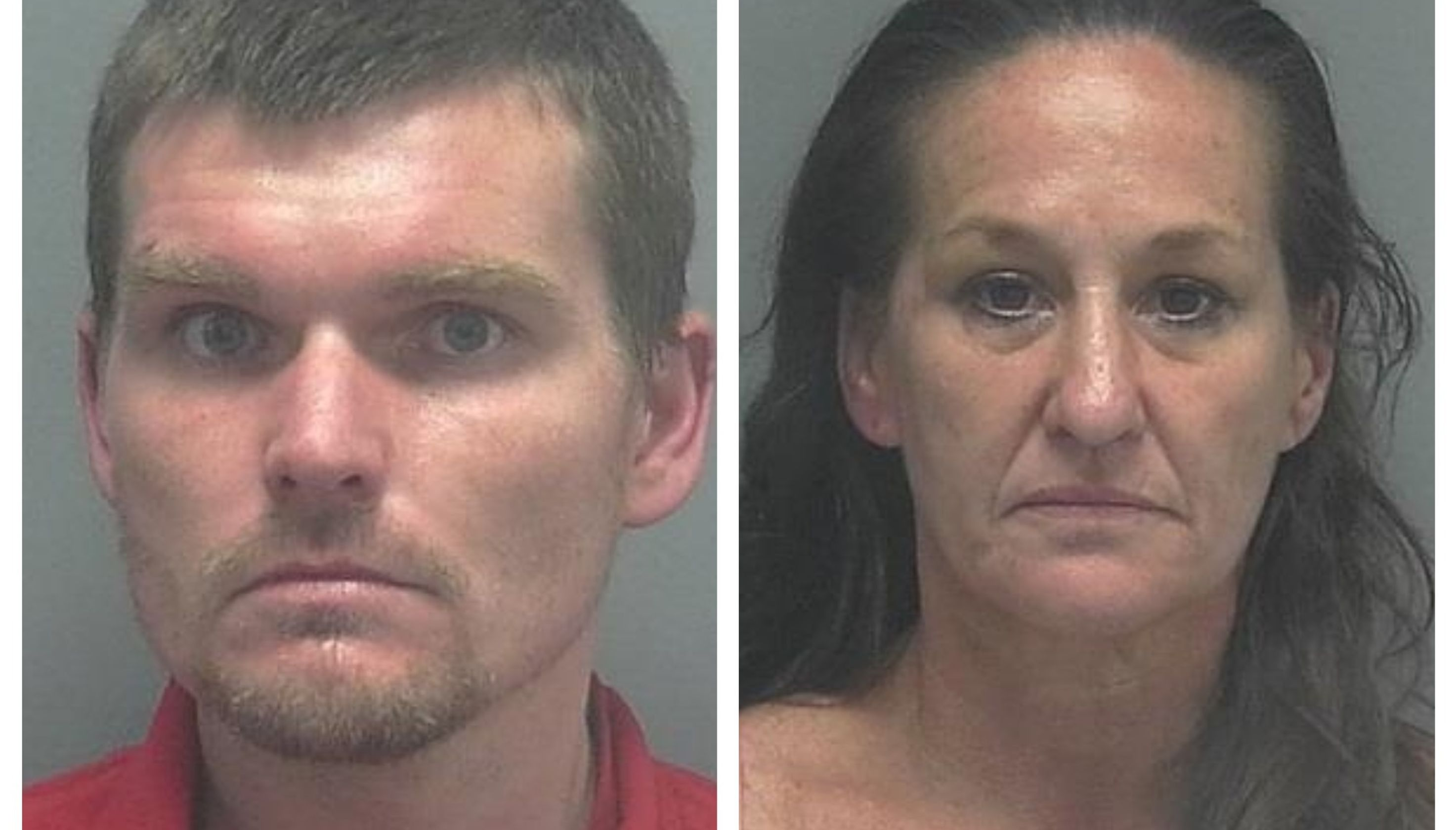 Estero couple face drug trafficking charges, meth, fentanyl found