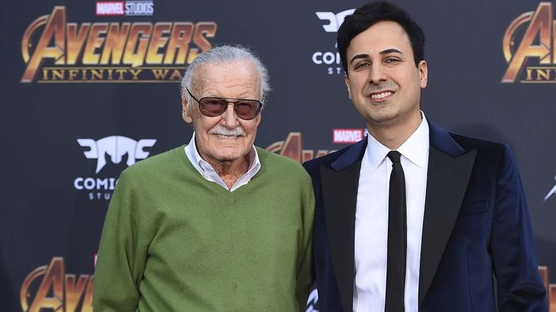 Marvel Comics legend Stan Lee allegedly suffered elder abuse; former manager...