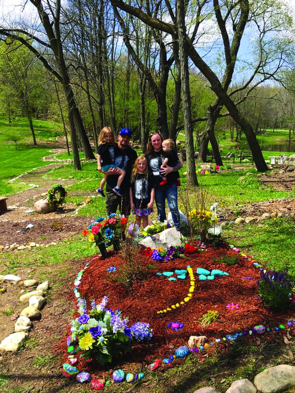 Family hopes donation stems overdoses