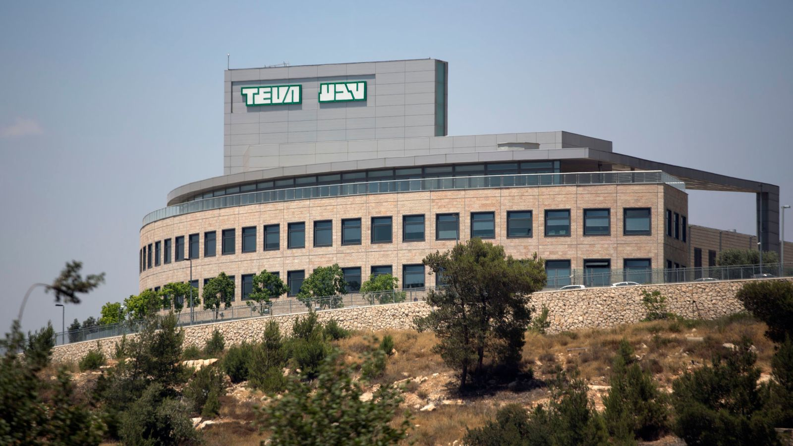 Opioid firm Teva agrees $85m settlement days before Oklahoma case goes to court | US News