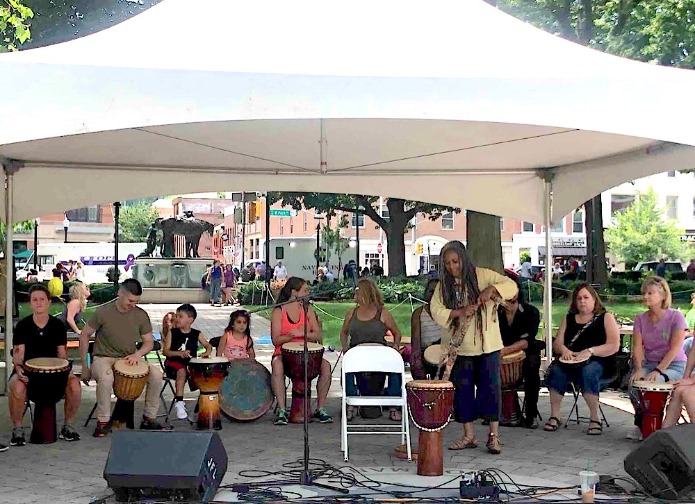 Breaking the stigma of addiction, one song at a time, in Morristown