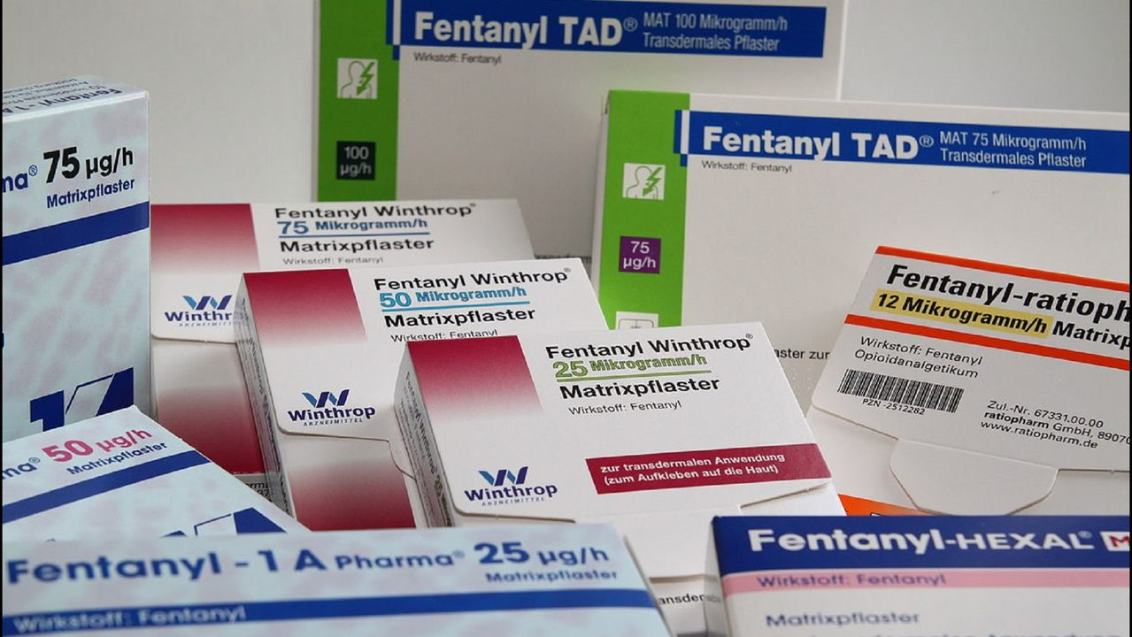 5 things to know about fentanyl