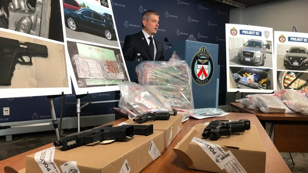 Cocaine, fentanyl seized from Toronto to Windsor smuggling ring