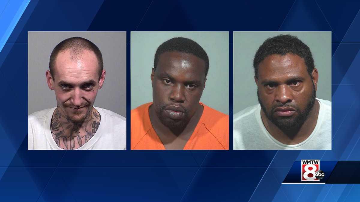Cocaine, fentanyl, meth seized in drug investigation; 3 men arrested