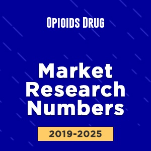 Opioids Drug Market Forecast, Market Share, Segmentation Analysis For Oxycodone, Hydromorphone, Codeine, Fentanyl, Other Segments