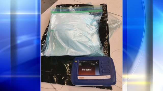 PITTSBURGH FENTANYL BUST: Largest fentanyl bust in state history made along Pa. turnpike, police say