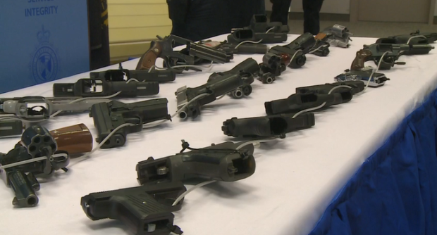 Guns violence leads to new Crime Stoppers campaign