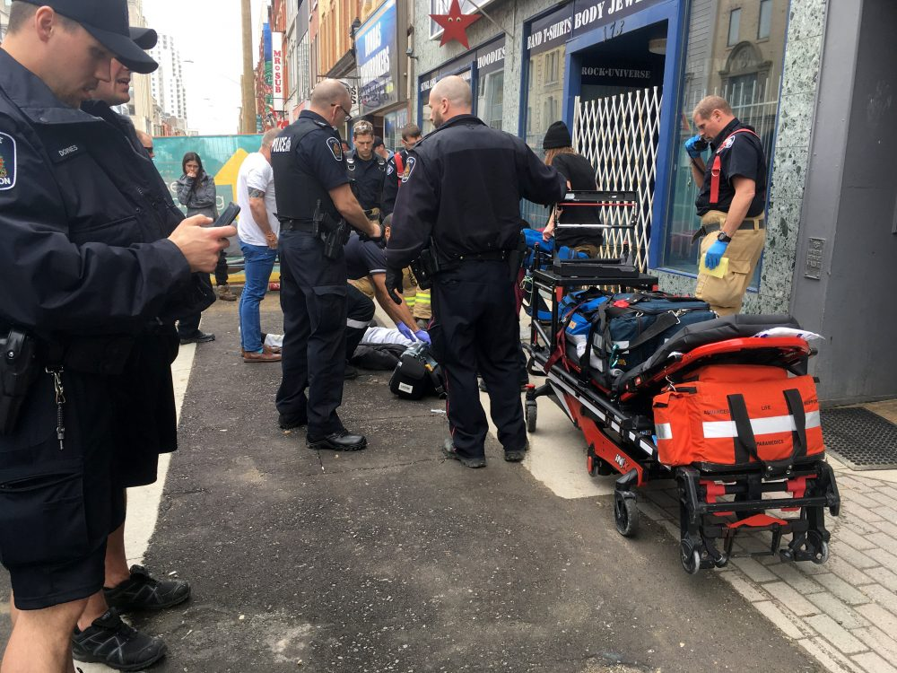 Police target drug dealers as fatal opioid overdoses mount